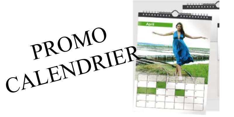 PROMOTION CALENDRIER